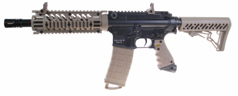 Tippmann TMC MAGFED Paintball Marker .68 caliber Gun - Black Tan - REFURBISHED