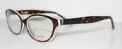 VERA WANG VA11 TORTOISE New Cats Eye Optical Eyeglass Frame For Women