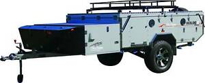 Blue Tongue Camper Overland XD Series 2 Double Fold Milperra Bankstown Area Preview