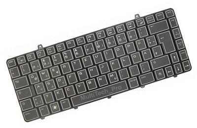 DE Tastatur f. Dell Alienware M11x-R2 M11x-R3 Series mit Beleuchtung 04YP7H