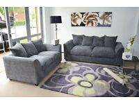 BRAND NEW SOFA CORNER AND 3 2 SEATER