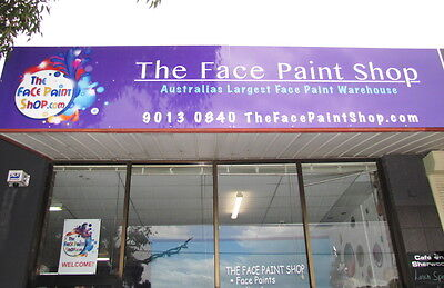 The Face Paint Shop in Wantirna South, VIC