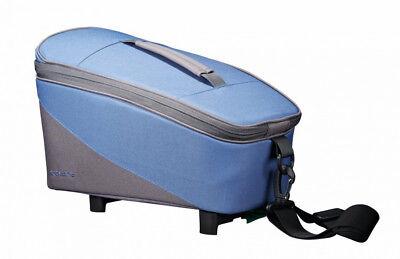 Racktime System Tasche Talis blau/grau, inkl. Snapit Ad… | 04048174828903