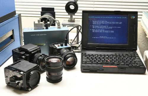 Mamiya  645 Lens and Body REPAIR SERVICE EVALUATION