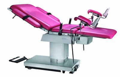 Surgical Electric Operation Operating Table 1.0kw For Gynaecology Obstetrics H