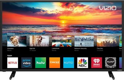 "VIZIO - 32"" Class - LED - D-Series - 1080p - Smart - HDTV"
