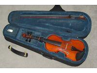 Violin 2/4 Student