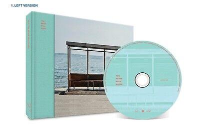 K-POP BTS WINGS You Never Walk Alone [Left Ver.] CD+Photobook+Photocard Sealed