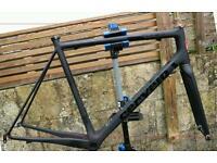 Cervelo R5ca project california size 56 road bike frame frameset sub 700g
