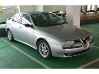 1999 Alfa Romeo 156 2.5 V6 24V with LPG