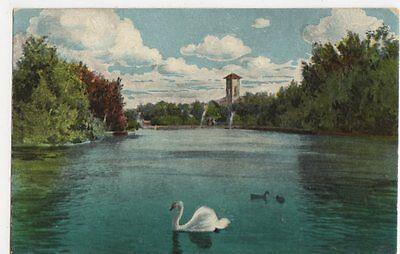 Canada, City Park Winnipeg Art Postcard, B155