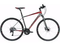 Boardman MX Comp Hybrid Mountain Bike / Cycle (AS NEW - NEVER USED PLUS EXTRAS) - New 2016 Model