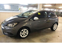 Vauxhall Corsa Sting Limited Edition 3 Door 1.2L 13000 Miles - SUPERB CONDITION - PRICE REDUCED !!