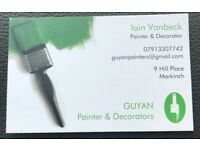 Guyan Painter & Decorators - MARKINCH