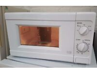 Argos Simple Value 700W Standard Microwave MM717CNF - White
