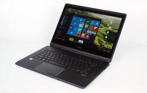 ACER Aspire R5-471t 14'' FHD Touchscreen,360X Convertible 2 in 1 Intel i5-6200u 8GB, 256GB, Backlit Keyboard,Mc Office