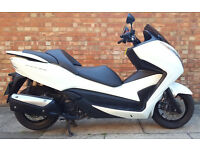 Honda Forza 300, One owner from new