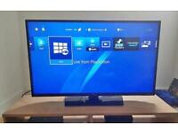 """Sieki 50"""" Led Full Hd 1080P tv Freeview Hdmi Excellent condition- Not Smart"""