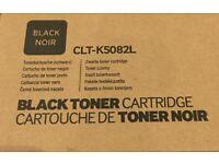 Black Toner Cartridge CLT-K5082L for Samsung CLP620/670 CLX6220/6250 printer Brand New