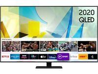 Samsung QE49Q80T 49 inch QLED 4K UHD HDR Smart TV