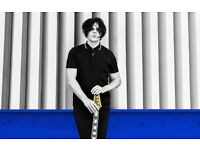 1x Standing Jack White ticket SOLD OUT- FACE VALUE 27/06/18 Hammersmith Apollo