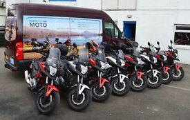 Motorbike Rental-Inverness-Loch Ness