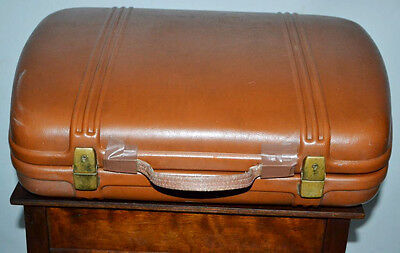 Vintage Martin of England Small Suitcase Trunk - FREE Shipping [PL3032]