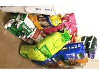 JOBLOT VARIOUS HORSE FEED 20KG BAGS