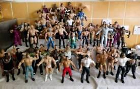 WWE / WWF WRESTLING FIGURES