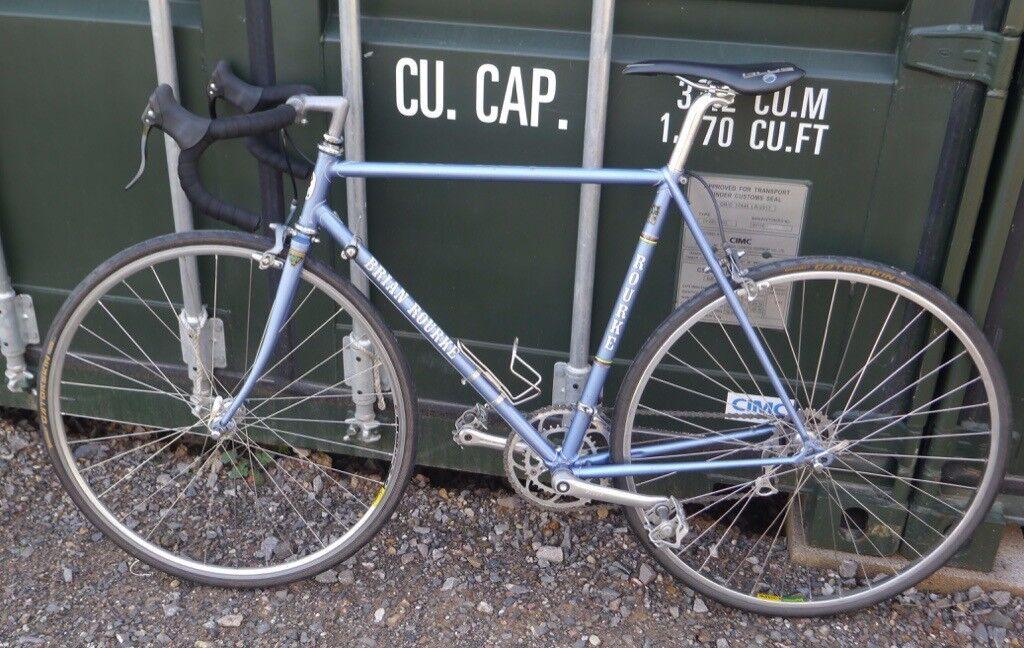 cea079a9b Vintage Brian Rourke road bike