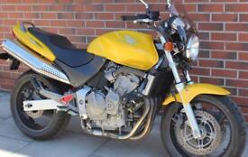 Honda Hornet in time warp condition cb600 cb600f cb 600