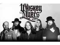 Whiskey Myers gig tickets for this evening 1 December