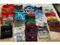 Age 10-11 Boys Clothes Bundle, 54 items: Next, H&M, Gap, George, Primark