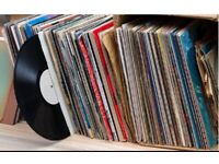 Wanted Vinyl Record collections buy/sell