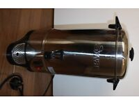 Great condition Swan 10L Electric Hot Water Kettle Boiler Catering Urn Office Kitchen Cafe Shop