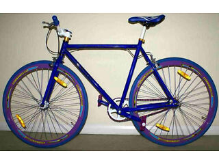 2014 Urban Culture Single Speed Large Bike in New Condition
