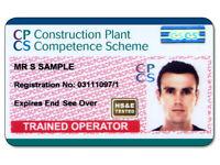 CPCS Card A17 Telehandler Telescopic forklift card (5 Days training Course)