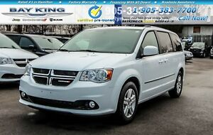 2016 Dodge Grand Caravan CREW, STOW N'GO, PARK ASSIST, POWER WIN