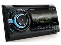 Sony WX-900BT Double Din Car Stereo