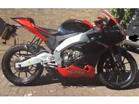 Aprillia RS4 125, very good condition, 30 year old owner