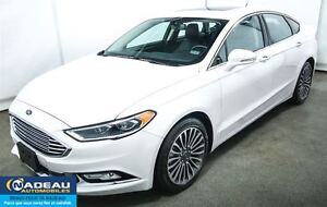 2017 Ford Fusion SE AWD ECOBOOST NAVIGATION CUIR CAMÉRA