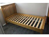 M&S Hastings range single bed