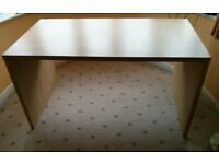 Ikea Malm Desk in Birch