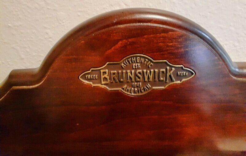 Vintage Burnswick Billiards Floor Rack