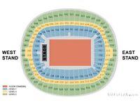 6x Joshua VS Klitschko tickets