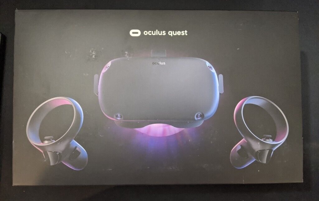 Oculus Quest 128GB VR Headset: Amazon