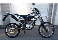 Yamaha WR125r *Learner Legal* *low miles* *Warranty*