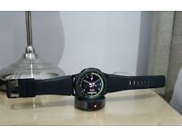 Samsung Galaxy S3 Frontier Smart Watch Stainless Steel Black