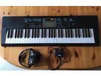 Casio Keyboard and accessories - SOLD