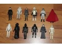 Empire Star Wars figures 1977-85